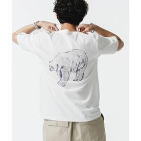 WWF ANIMAL Tシャツ 半袖 1 ホワイト