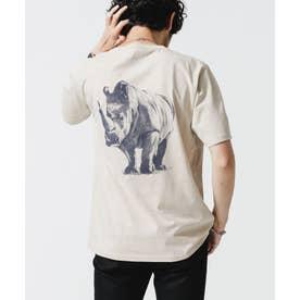 WWF ANIMAL Tシャツ 半袖 1 ライトベージュ1