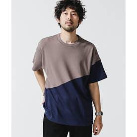 バイカラー切替Tシャツ Type.2 パターン1