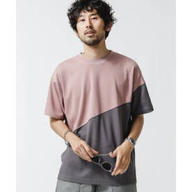 バイカラー切替Tシャツ Type.2 パターン32