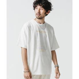 ドットフォトプリントビッグTシャツ パターン1