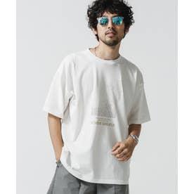 ドットフォトプリントビッグTシャツ パターン32