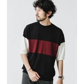 ハイツイストパネルTシャツ パターン32