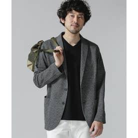 N jacke テックツィードライトジャケット グレー