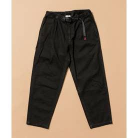 GRAMICCI/別注 Garment die TWILL PT ブラック