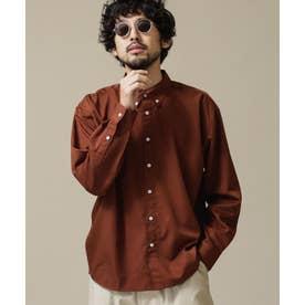 《WEB限定》エントリーワイドBDシャツ テラコッタ6