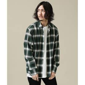 SORONA オンブレーチェックシャツ パターン1