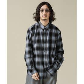 SORONA オンブレーチェックシャツ パターン32