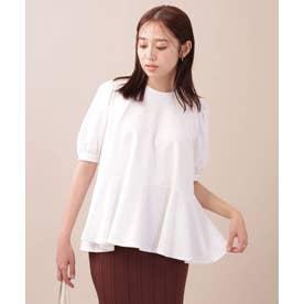 いつもと違ういつものTシャツ 五分袖 ホワイト