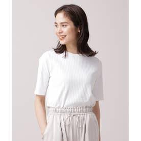 スタイリスト池田敬コラボ Anti Soaked パックTシャツ 半袖 ホワイト