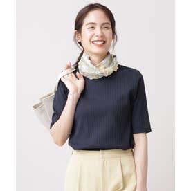 スタイリスト池田敬コラボ Anti Soaked パックTシャツ 半袖 ネイビー