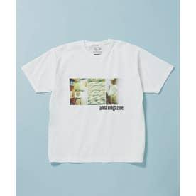 FRUIT OF THE LOOM/別注ANNAMAGAZINE フォトTシャツ 半袖 パターン1