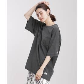 JEMORGAN/別注クルーネックポケットTシャツ 半袖 チャコール3