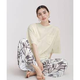 JEMORGAN/別注クルーネックポケットTシャツ 半袖 ホワイト