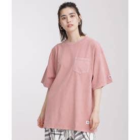 JEMORGAN/別注クルーネックポケットTシャツ 半袖 スモーキーピンク4