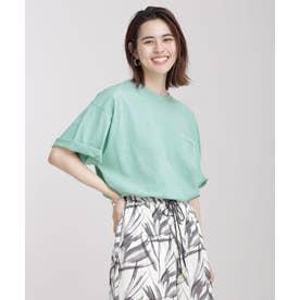 JEMORGAN/別注クルーネックポケットTシャツ 半袖 ミント2