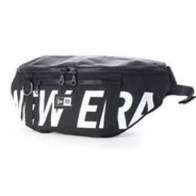 ウエストバッグ BAG WASTブラックホワイト 11901462