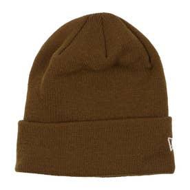 NEW ERA/ビーニー ニット帽 11120498 (ブラウン)