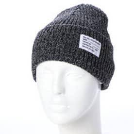 ニット帽 KNITMILI ブラックグレー 11781043