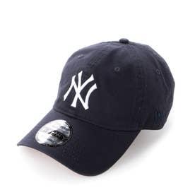 【ムラサキスポーツ別注】NEW ERA/キャップ 9TWENTY クロスストラップ ニューヨーク・ヤンキース 12865678 (ネイビー)
