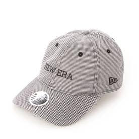 レディース ゴルフ キャップ NEW ERAニューエラ12674479ホワイトゴルフ キャップ 12674479 (ブラック)