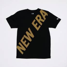 ジュニア 半袖Tシャツ NEW ERAニューエラ12674112半袖Tシャツブラック 12674112 (ブラック)