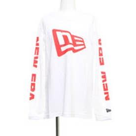 NEW  ジュニア ERA 長袖Tシャツ TEE 12108253 ホワイト APP 12108253