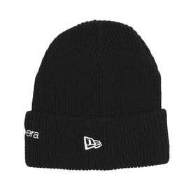 NEW ERA/ビーニー ニット帽 12854470 (ブラック)