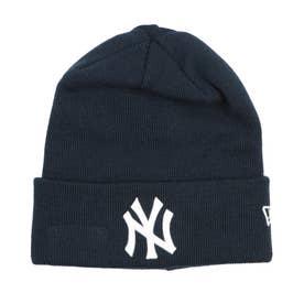 NEW ERA/ビーニー ニット帽 12854525 (ネイビー)