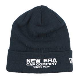 NEW ERA/ビーニー ニット帽 12854533 (ネイビー)