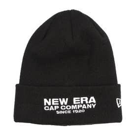NEW ERA/ビーニー ニット帽 12854534 (ブラック)