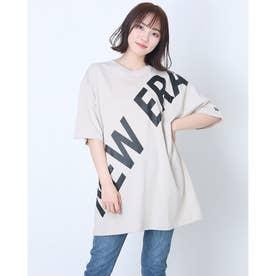 NEW ERA/Tシャツ 12836571 (ベージュ)