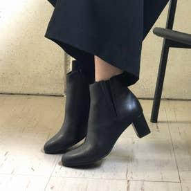 ショートブーツ/4508 (ブラック)