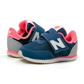 IV720 ベビー キッズ スニーカー シューズ 靴 BY2 ON2 NP2 (ネイビー/ピンク(NP2))