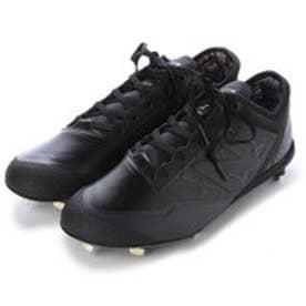 野球スパイク AB150v1 AB1502E ブラック (ブラック)