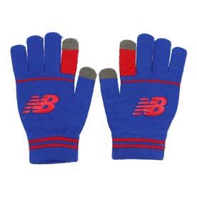 手袋 スポーツニットグローブ_ LAH13012 (レッド)