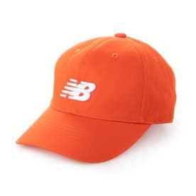 レディース ゴルフ キャップ 定番 NBロゴツイル シックスパネルキャップ 0121987001 (オレンジ)