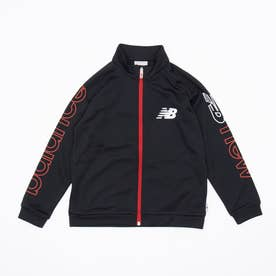 ジュニア 長袖ジャージジャケット JJJP1312 JJJP1312 (ブラック)