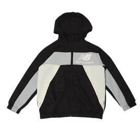 ジュニア ウインドジャケット ウィンドジャケット_ JJJP1320 (ブラック)