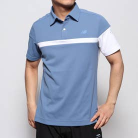 メンズ ゴルフ 半袖シャツ ストレッチカノコシャツ 0120168002
