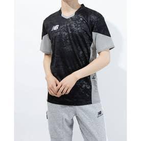 メンズ サッカー/フットサル 半袖シャツ JMTF1011 JMTF1011 (ブラック)