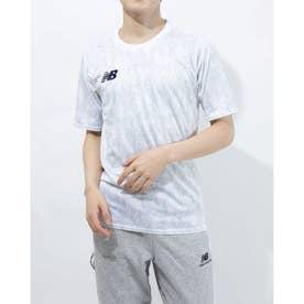 メンズ サッカー/フットサル 半袖シャツ JMTF1010 JMTF1010 (ホワイト)