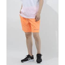 メンズ ウインドハーフパンツ Sports Style Optiks ウインドショーツ MS11505 MS11505 (オレンジ)