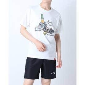 メンズ 半袖Tシャツ NB Essentials ビクトリーTシャツ MT11544 MT11544 (ホワイト)