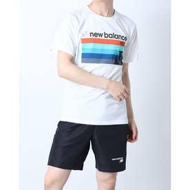 メンズ 半袖機能Tシャツ AMT11071 AMT11071 (ホワイト)