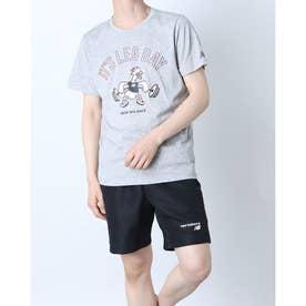 メンズ 半袖機能Tシャツ AMT11071 AMT11071 (グレー)