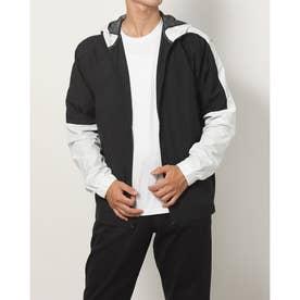 メンズ ウインドジャケット パフォーマンス ジャケット_ MJ13012 (ブラック)