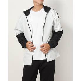 メンズ ウインドジャケット パフォーマンス ジャケット_ MJ13012 (ホワイト)