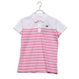 レディース テニス 半袖ポロシャツ JWTT9143