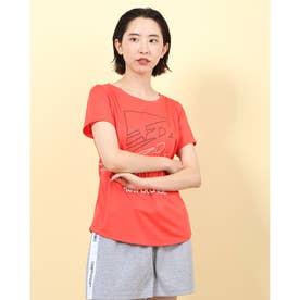 レディース 陸上/ランニング 半袖Tシャツ NBRC グラフィックショートスリーブ Tシャツ AWT91137
